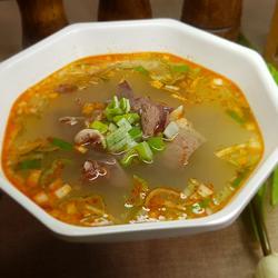 京味羊杂汤