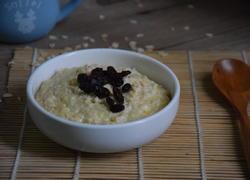 鸡蛋牛奶燕麦粥