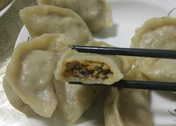 胡萝卜木耳猪肉蒸饺