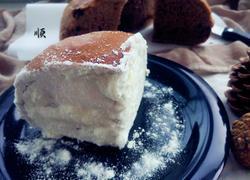 巧克力老酸奶面包