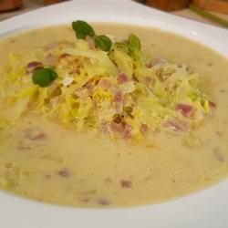 奥地圆白菜汤