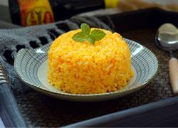 黄金酱油炒饭
