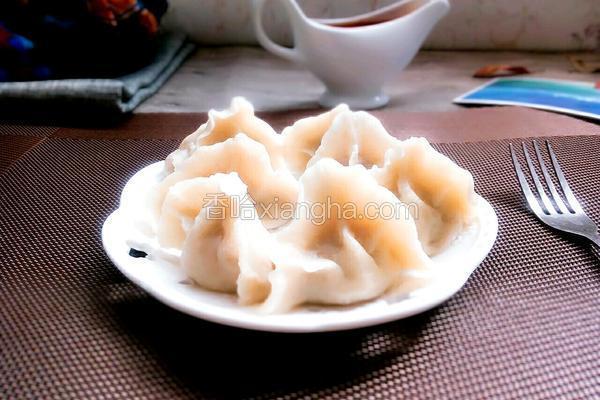 冬至之羊肉胡萝卜饺子
