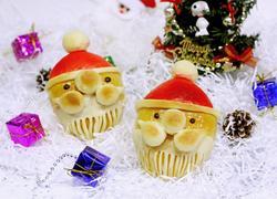 圣诞老人小餐包