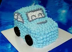 小汽车蛋糕(八寸)