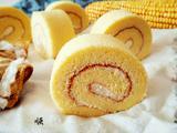 玉米面蛋糕卷的做法[图]