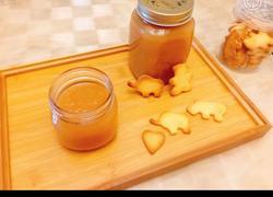 苹果柠檬酱