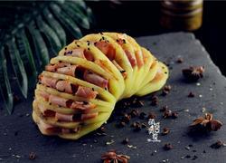 风琴土豆:好吃易做的新手装逼级小吃