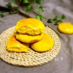 南瓜葡萄干面包