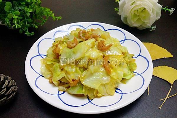 大头菜炒海米