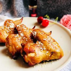香烤蜜汁鸡翅
