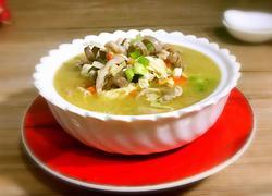 腐竹猪肚汤