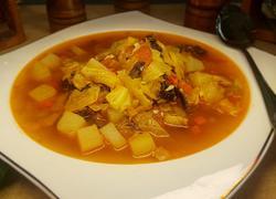 意式牛肚汤
