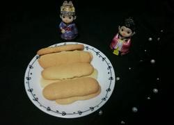 手指饼干(提拉米苏必备)