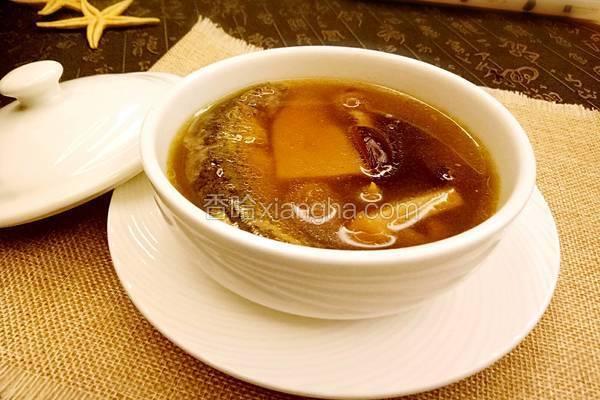 响螺泥鳅汤