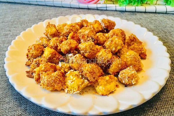 香酥鸡米花(烤箱版)