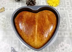心形面包(无黄油)