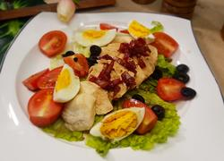 法式鸡胸沙拉