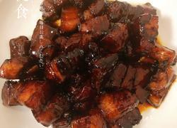 每日工作餐荤素搭配之(红烧肉+清炒莴笋)