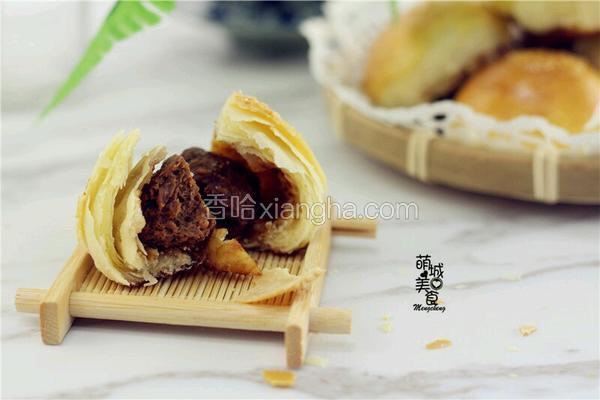 牛肉酥饼:不一样的家常味香酥