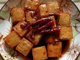 可乐鱼豆腐的做法[图]