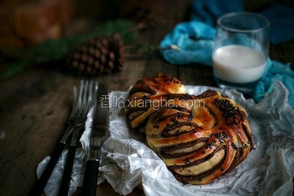花式豆沙小餐包(含餐包做法)