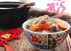 红根羊肉汤