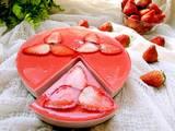 草莓慕斯蛋糕(8寸)的做法[图]