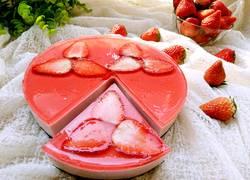 草莓慕斯蛋糕(8寸)