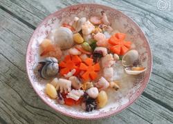 海鲜泡饭(速成版)