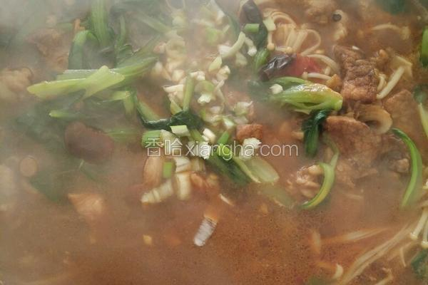 家常水煮肉片