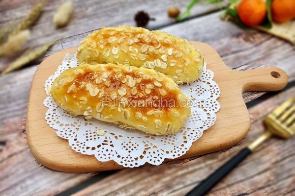 海参燕麦面包