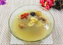 桂圆鱼胶排骨汤
