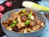 土豆炖茭白的做法[图]