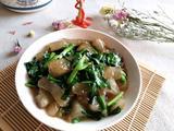 韭菜炒焖子的做法[图]