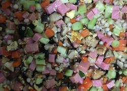 营养薏米炒饭