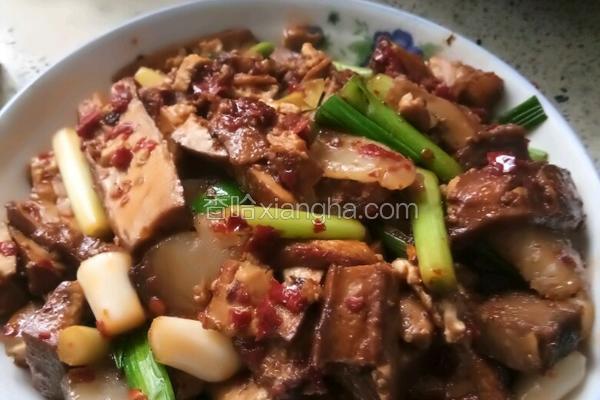肉香豆腐片