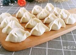 猪肉韭菜水饺
