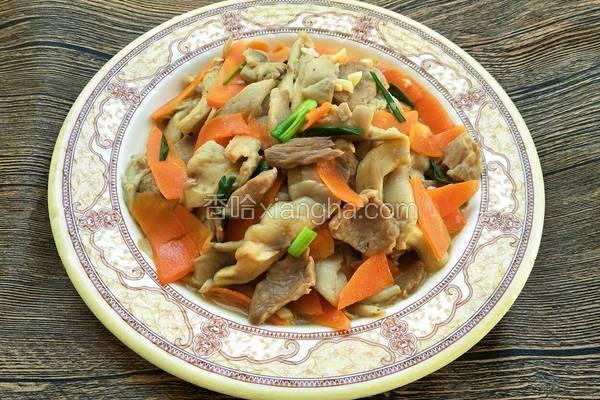 菜谱炒肉的冰箱_猪肉_香哈网平菇在做法v菜谱多久不能吃图片