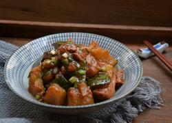 南瓜烧肉(黄豆酱版)