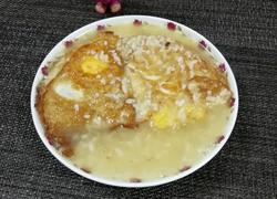 客家糯米酒煮鸡蛋