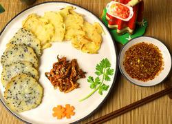 韩式土豆饼