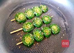 烤韭菜的做法图解13