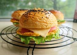 汉堡胚(无模具版)