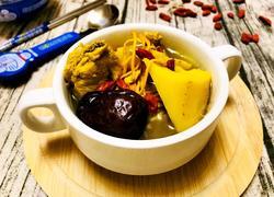 虫草排骨莲藕汤