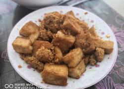 鲤鱼子焖豆腐