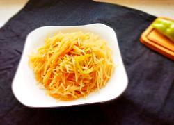 尖椒土豆丝