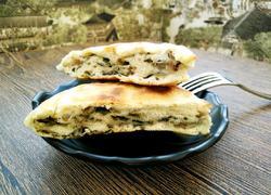 马齿苋大饼馍(烙馍版)