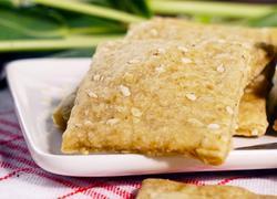 香椿的极致吃法——香椿饼干