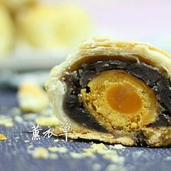 蛋黄酥的做法[图]